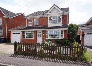 Thumbnail 4 bedroom detached house for sale in Greenways, Saffron Walden