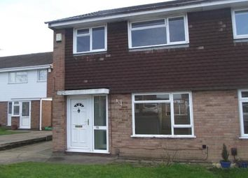 Thumbnail 3 bed property to rent in Latimer Drive, Bramcote