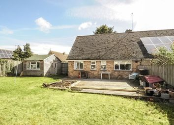Thumbnail 2 bed bungalow for sale in Main Road, Long Hanborough