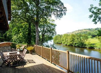 Thumbnail 5 bed detached house for sale in Wye Valley, River Wye Frontage