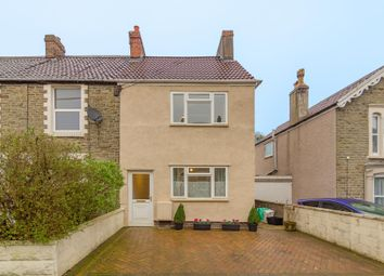 Thumbnail 2 bed end terrace house for sale in Cross Street, Kingswood, Bristol