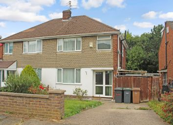 Thumbnail 3 bed semi-detached house for sale in Deep Denes, Luton