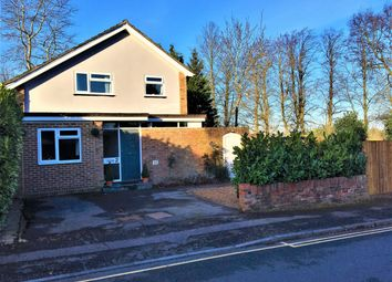 Thumbnail 4 bed detached house for sale in Avonmore Avenue, Guildford, Surrey