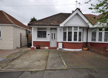 Thumbnail 2 bed bungalow to rent in Howard Road, Upminster