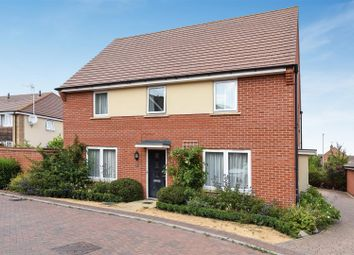 Thumbnail 4 bed detached house for sale in Adams Drive, St. Ives, Huntingdon