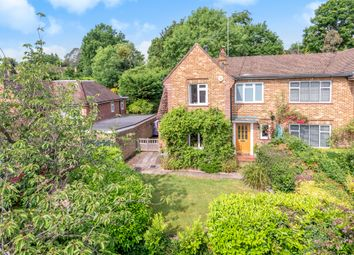 Thumbnail 3 bed semi-detached house for sale in Vale Road, Bickley, Kent
