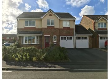 Thumbnail 5 bed detached house for sale in Golwg Y Twr, Pontarddulais