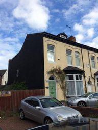 Thumbnail 4 bedroom end terrace house for sale in Gillott Road, Edgbaston, Birmingham