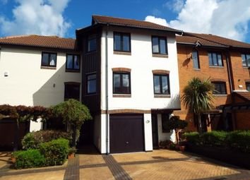 Thumbnail 4 bedroom terraced house for sale in Ocean Village, Southampton, Hampshire