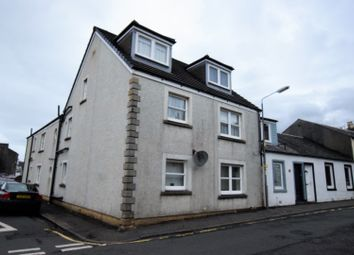 Thumbnail 1 bed flat for sale in Allanpark Street, Largs