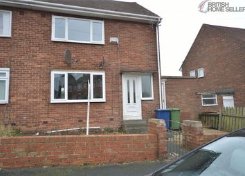 2 bed semi-detached house for sale in Thistle Road, Sunderland, Tyne And Wear SR3