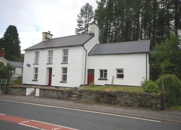 Thumbnail 4 bed detached house to rent in Castle House, Ponterwyd, Aberystwyth