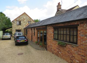 Thumbnail 4 bed barn conversion to rent in School Road, Gretton, Corby