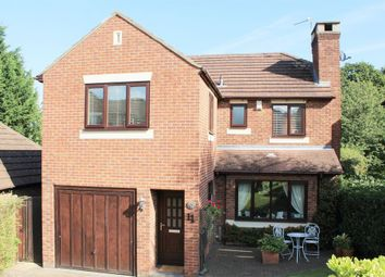 Thumbnail 4 bed detached house for sale in Lulworth Park, Kenilworth