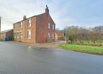 Thumbnail 4 bed detached house for sale in Meaux, Beverley