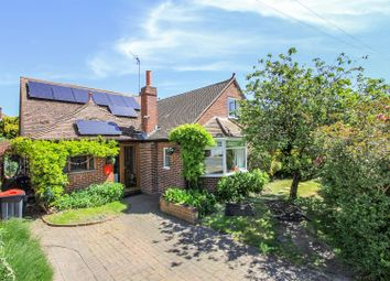 Thumbnail 6 bed detached bungalow for sale in Hillview Road, Whitstable