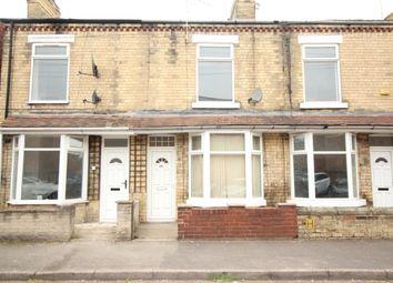 Thumbnail 2 bed terraced house for sale in Allen Street, Worksop