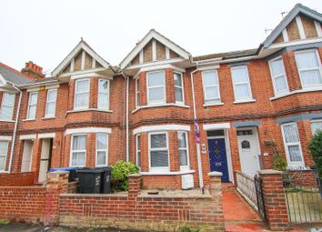 Thumbnail 3 bed terraced house for sale in Sussex Avenue, Margate