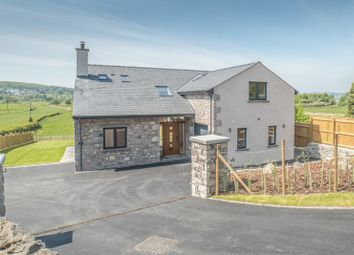 Thumbnail 4 bed detached house for sale in Carr Bank Road, Carr Bank, Milnthorpe