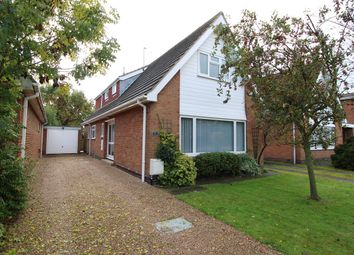Thumbnail 4 bed detached house for sale in The Meadows, Long Bennington, Newark