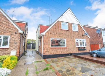 Thumbnail 2 bed semi-detached house for sale in Grovewood Avenue, Eastwood, Leigh-On-Sea