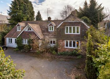 Thumbnail 5 bed detached house for sale in Badgers Hill, Wentworth, Virginia Water