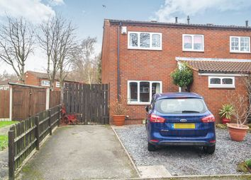 Thumbnail 3 bed semi-detached house for sale in Churchward Close, Stourbridge