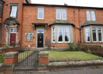 Thumbnail 5 bed town house for sale in 2 Strand Road, Carlisle, Cumbria