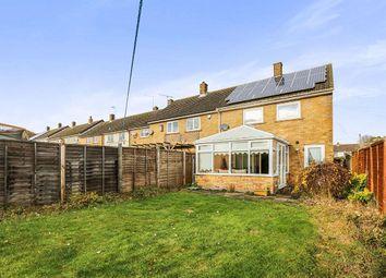 Thumbnail 3 bedroom terraced house for sale in Pankhurst Crescent, Stevenage