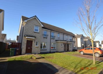 Thumbnail 3 bed end terrace house to rent in Belvidere Avenue, Belvidere Village, Glasgow
