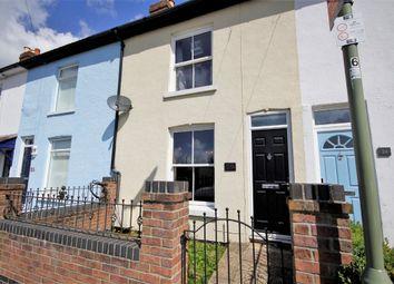 Thumbnail 2 bed terraced house for sale in Netley Road, Fareham