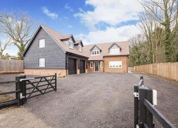 Thumbnail 5 bed detached house for sale in Ugley, Nr. Bishops Stortford, Essex