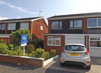 Thumbnail 3 bed semi-detached house for sale in Bron Haul, Rhyl, Denbighshire