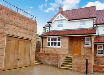Thumbnail 4 bed semi-detached house for sale in Portland House, The Sidings, Buckingham