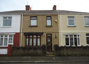 Thumbnail 3 bed terraced house to rent in St Pauls Road, Port Talbot