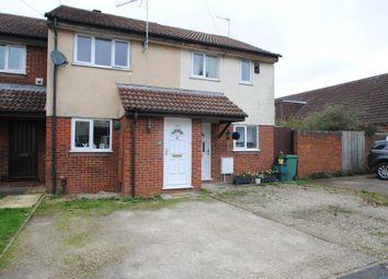 Thumbnail 2 bed terraced house for sale in River Leys, Swindon Village, Cheltenham