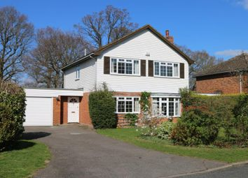 Thumbnail 4 bedroom detached house to rent in The Ridings, East Horsley, Leatherhead