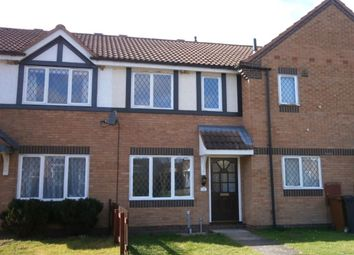 Thumbnail 2 bed terraced house to rent in Heather Close, Oswestry