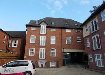 Thumbnail 2 bed flat to rent in Burton Road, Woodville, Swadlincote