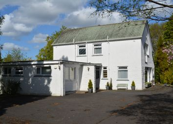 Thumbnail 5 bed detached house for sale in Ercall Road, Reddingmuirhead, Falkirk