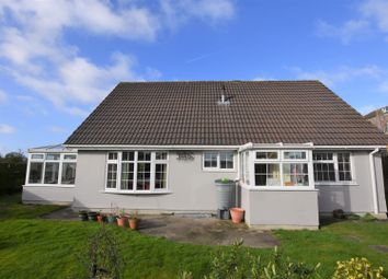 Thumbnail 5 bed detached bungalow for sale in Sparnon Hill, Redruth