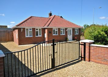 Thumbnail 2 bed detached bungalow for sale in Reffley Lane, King's Lynn