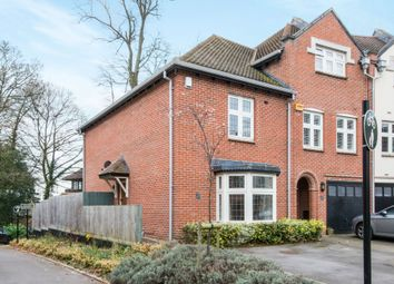 Thumbnail 3 bed end terrace house to rent in Royal Crescent, Winchester