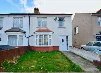 Thumbnail 3 bed semi-detached house for sale in Kings Drive, Gravesend