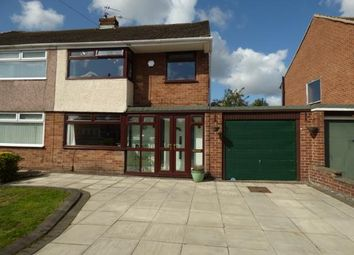 Thumbnail 3 bed semi-detached house for sale in Kendal Drive, Maghull, Liverpool, Merseyside