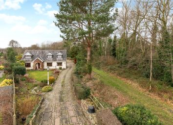 Thumbnail 4 bedroom equestrian property for sale in Moor Lane, Wilmslow, Cheshire