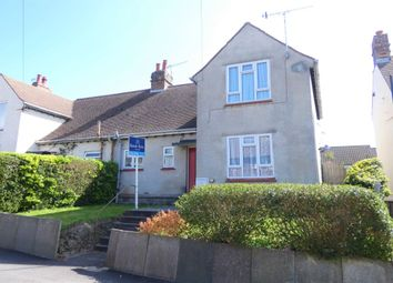 Thumbnail 3 bed semi-detached house for sale in Park View, Folkestone