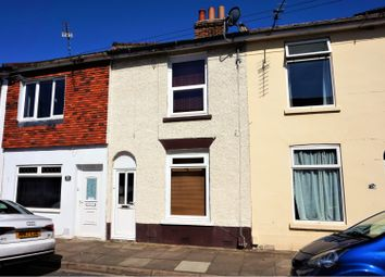 Thumbnail 2 bed terraced house for sale in Adames Road, Portsmouth