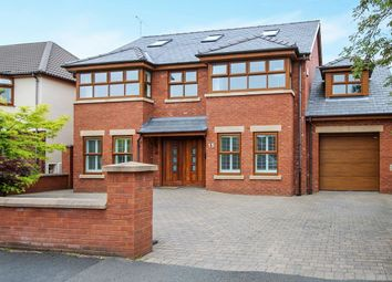 Thumbnail 6 bed detached house to rent in Andrews Lane, Formby, Liverpool