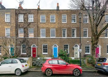 Cleaver Square, Kennington, London SE11. 3 bed terraced house for sale